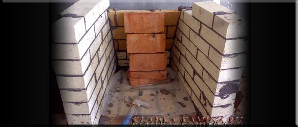 как построить камин в доме