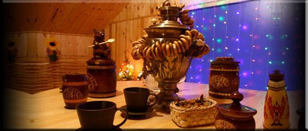 Чай для бани