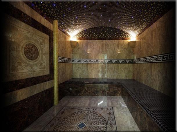 Своя римская баня