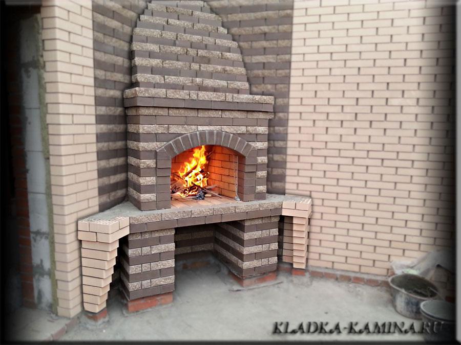 Изготовление уличных и отопительных дачных печей, каминов, барбекю в красноярске камины электрические в краснодаре