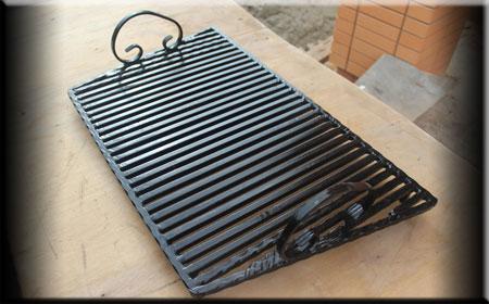 Колосниковая решетка для углей